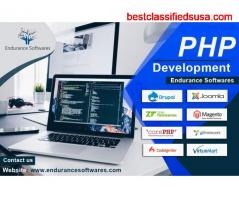 Best PHP Development Services | Endurance Softwares