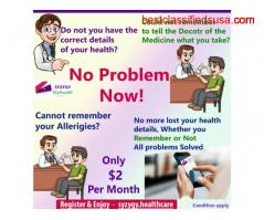 Technology and Best Quality SYZYGY MyHealth Service