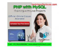 PHP with MySQL Course in Hyderabad Madhapur