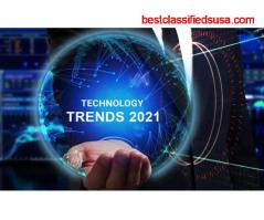 Top Technology Trends Moving into 2021