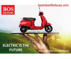 BOS MOTORS best electric scooter