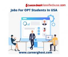 Finding difficulties to find jobs for Opt students!